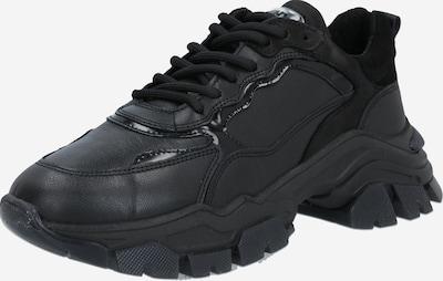 Sneaker low 'Tayke-Over' BRONX pe negru, Vizualizare produs