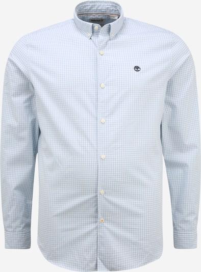 TIMBERLAND Hemd in navy / hellblau / weiß, Produktansicht
