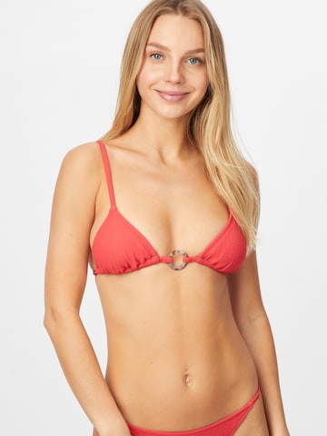 BILLABONG Bikinitop  'FEELS LIKE LOVE' in Rot