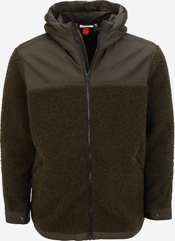 s.Oliver Between-Season Jacket in Green