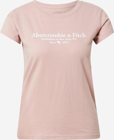 Abercrombie & Fitch Shirt in pink / weiß, Produktansicht
