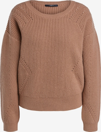 SET Pullover in camel: Frontalansicht