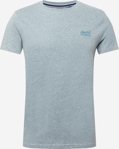 Superdry T-Shirt in opal, Produktansicht