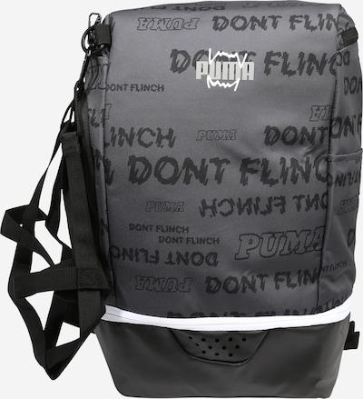 PUMA Sportovní batoh - tmavě šedá / černá, Produkt