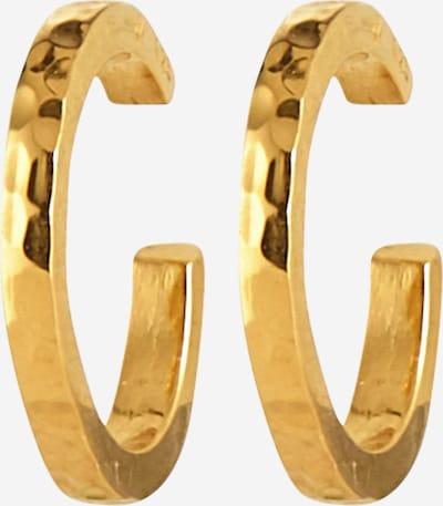 ELLI Earcuff 'Geo' in gold, Produktansicht