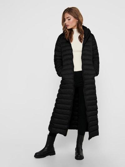 ONLY Mantel 'ONLNEWTAHOE' in schwarz, Modelansicht