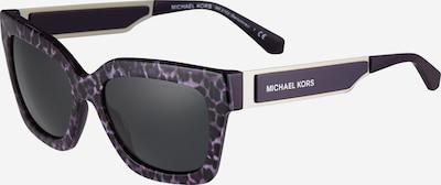 Michael Kors Sonnenbrille 'BERKSHIRES' in lila / schwarz, Produktansicht