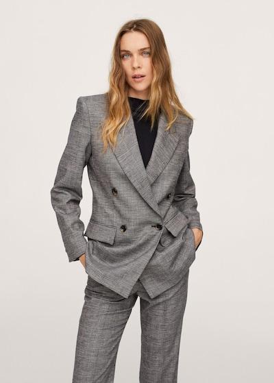 MANGO Blazer 'Marta' in Grey, View model