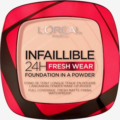 L'Oréal Paris Puder in rot / schwarz, Produktansicht