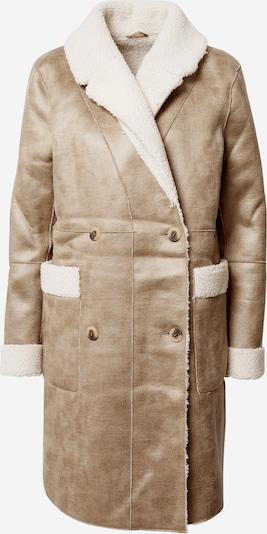 VILA Zimný kabát 'Vilist' - piesková / biela, Produkt
