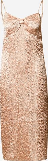 NA-KD Robe de soirée en beige, Vue avec produit