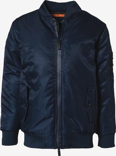 BENCH Jacke in dunkelblau, Produktansicht
