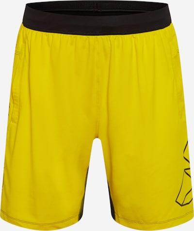 ADIDAS PERFORMANCE Športové nohavice 'FB HYPE' - žltá / čierna, Produkt