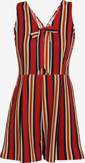 usha BLUE LABEL Jumpsuit in de kleur Gemengde kleuren / Rood, Productweergave