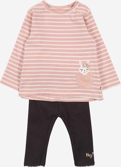 STACCATO Set in rosa / schwarz / weiß, Produktansicht