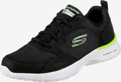 SKECHERS Sneaker in neongrün, Produktansicht