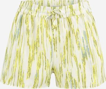 Noisy May Petite Shorts 'RITA' in Gelb