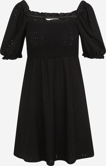 OBJECT Petite Kleid 'Ritta' in schwarz: Frontalansicht