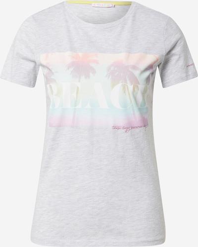 Stitch and Soul Тениска в светлосиво / пъстро, Преглед на продукта