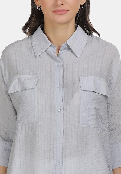 usha BLUE LABEL Bluse in lavendel, Produktansicht