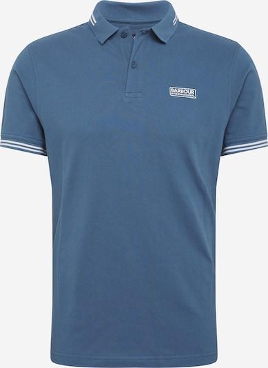 Barbour International Tričko - dymovo modrá / biela, Produkt