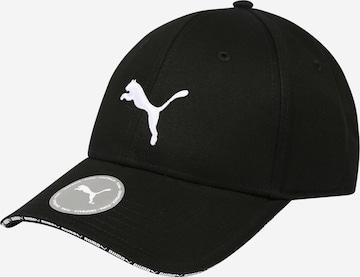 PUMA Spordinokamüts, värv must