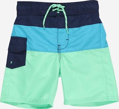 OshKosh Plavecké šortky - modrá / zelená, Produkt