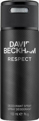 David Beckham Deodorant 'Respect' in
