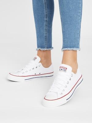 CONVERSE Sneaker 'Chuck Taylor As Core Ox' in weiß