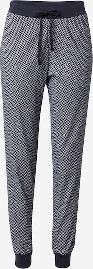 ESPRIT Pyjamahose in navy / weiß, Produktansicht