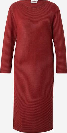 TOM TAILOR Kleid in rot / dunkelrot, Produktansicht