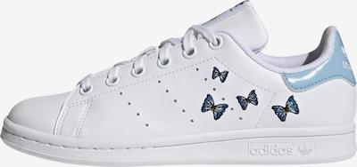 ADIDAS ORIGINALS Sneaker 'Stan Smith' in blau / hellblau / weiß, Produktansicht