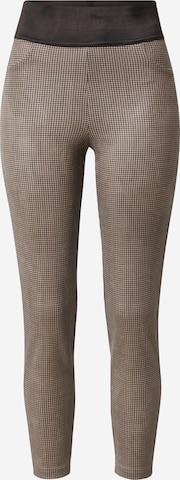 TOM TAILOR Leggings i beige