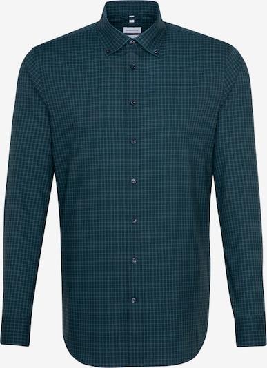SEIDENSTICKER Business Hemd ' X-Slim ' in grün, Produktansicht