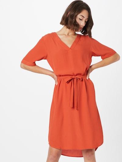 Rochie 'Quinn' Soft Rebels pe portocaliu, Vizualizare model