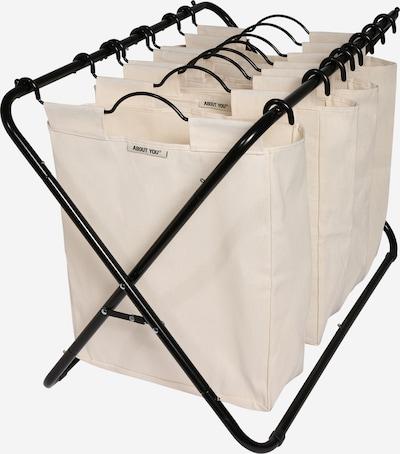 Cesta per il bucato 'Homie XL (4 bags)' ABOUT YOU di colore beige, Visualizzazione prodotti