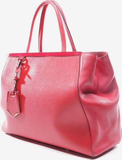 Fendi Handtasche in M in rot, Produktansicht