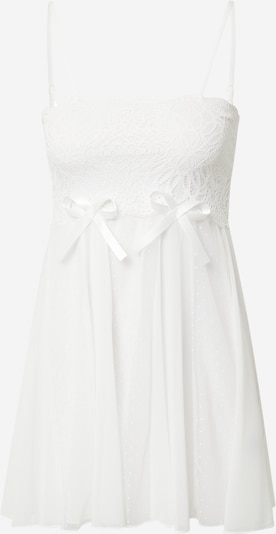 LingaDore Negligee in White, Item view