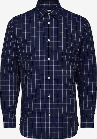 SELECTED HOMME Košulja u mornarsko plava / bijela, Pregled proizvoda