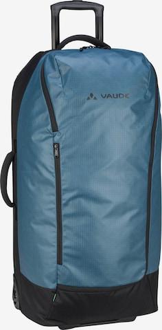 VAUDE Cart in Blue