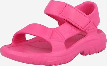 TEVA Sandaalid, värv roosa