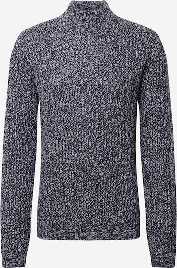 !Solid Pullover 'Malle' i beige / mørkegrå, Produktvisning
