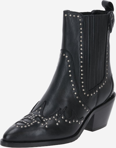 Pepe Jeans Cowboy boot 'WESTERN' in black, Item view