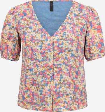 Y.A.S Petite Bluzka 'Vinni' w kolorze niebieski