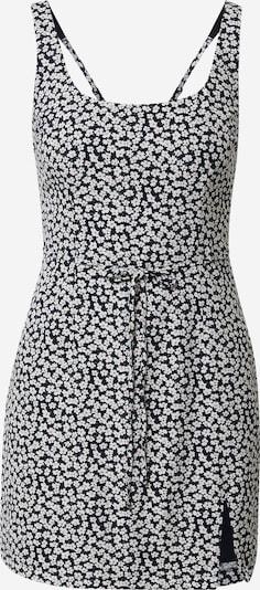 Abercrombie & Fitch Kleid in navy / weiß, Produktansicht