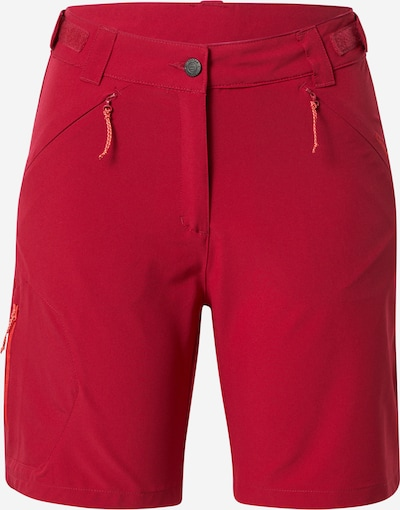 ICEPEAK Vabaajapüksid punane, Tootevaade