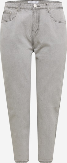 GLAMOROUS CURVE Jeans in de kleur Grey denim, Productweergave