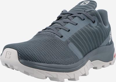 SALOMON Chaussure basse 'OUTBOUND PRISM' en bleu-gris / blanc, Vue avec produit