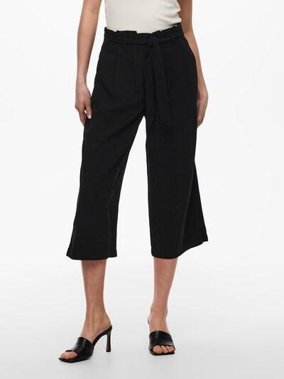 ONLY Hose 'Aminta-Aris' in schwarz, Modelansicht