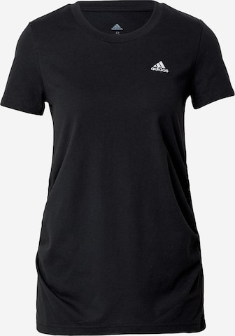 ADIDAS PERFORMANCE Functioneel shirt in Zwart